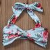 Floral Bathing Suit