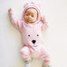 Bear Hooded Jumpsuit
