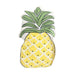 Pineapple/Cactus Cushion