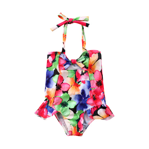 Amara Floral Bathing Suit