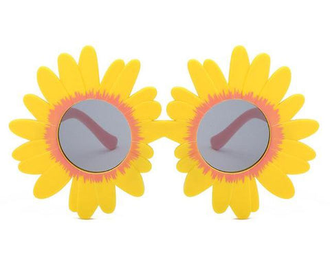 Kids Sunflower Sunglasses