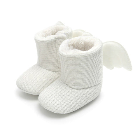 Angel Wings Booties