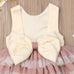 Bowknot Layered Tutu Dress