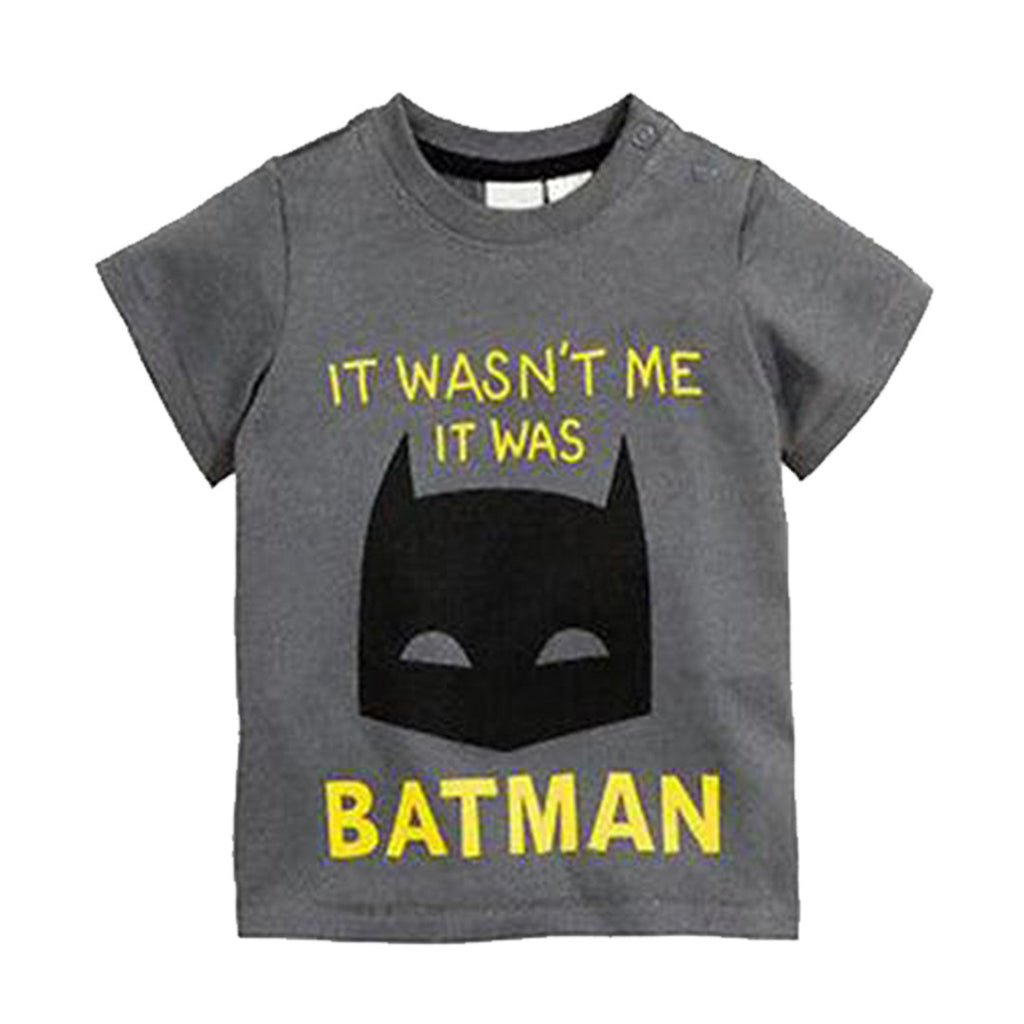 It Was Batman T-shirt