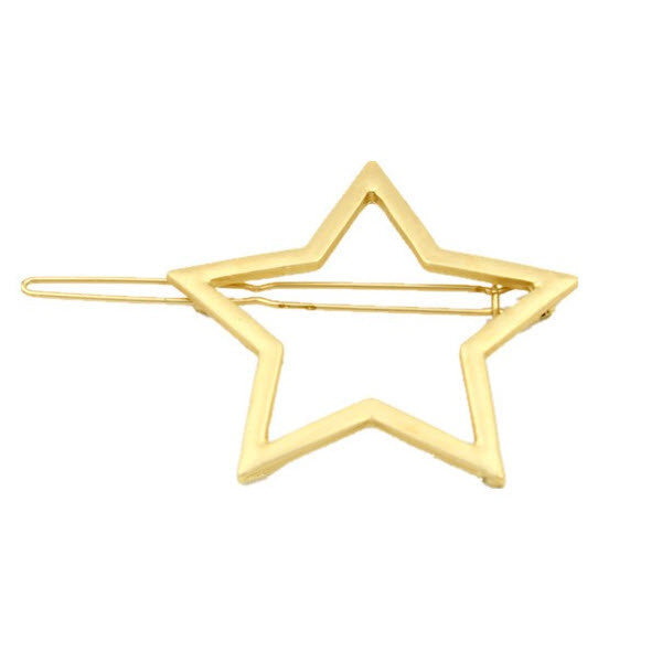 Star Hair Pin