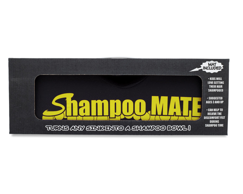 ShampooMATE Yellow