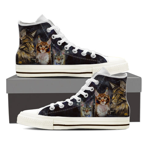 Maine Coon Cat shoes-Clearance