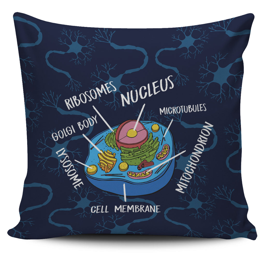 Biology Pillow Cover - Promo