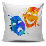 Theater Pillow Covers