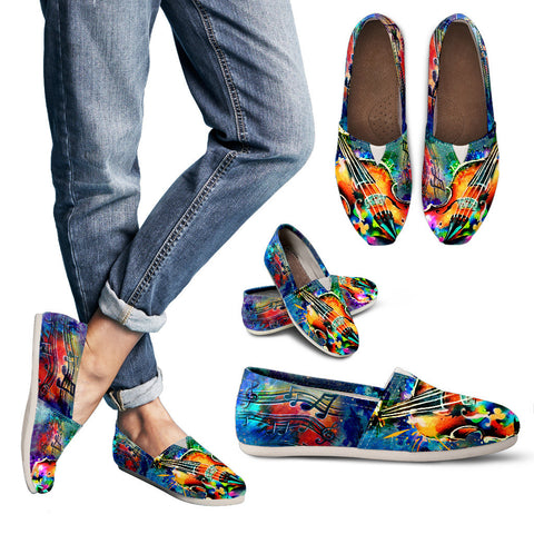 Artistic Violin Casual Shoes-Clearance