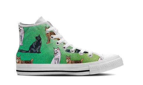 Cat Lovers Shoes-Clearance
