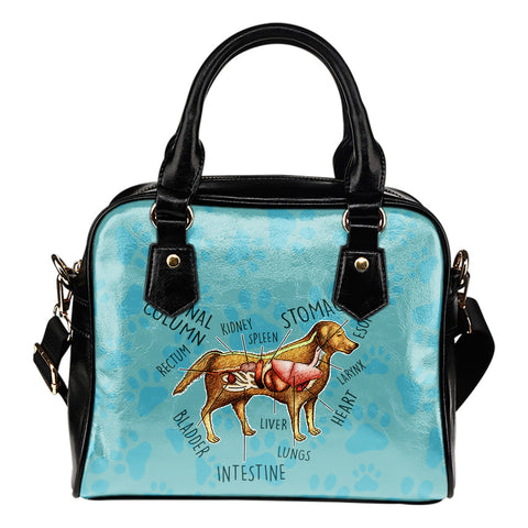 Veterinary Diagram Handbag