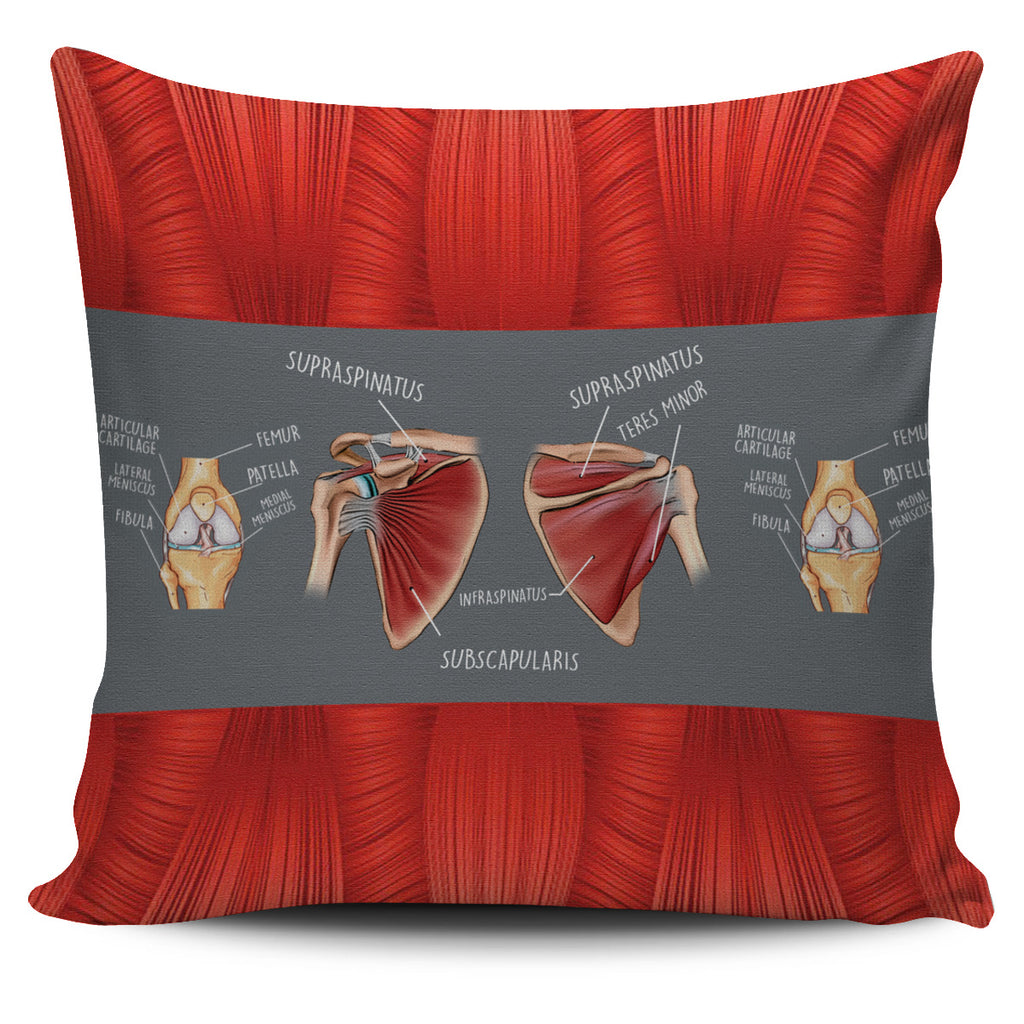 Physical Therapy Pillow Cover