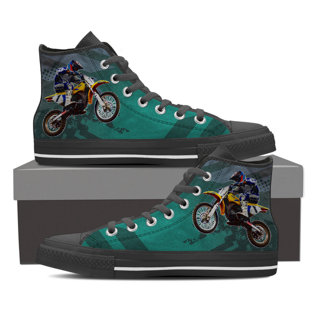 Motocross Rider Shoes