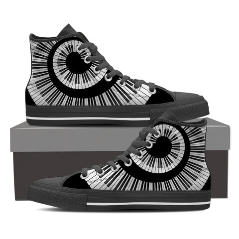 Piano Spiral Shoes