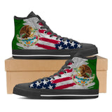 Mexican American Pride Shoes
