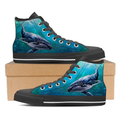 Humpback Whale Shoes-Clearance