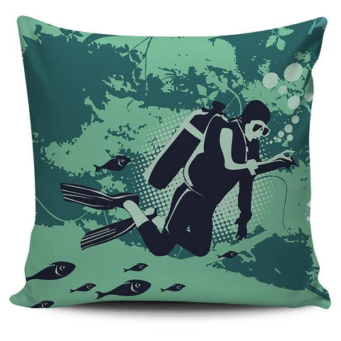 Scuba Lifestyle Pillow Case
