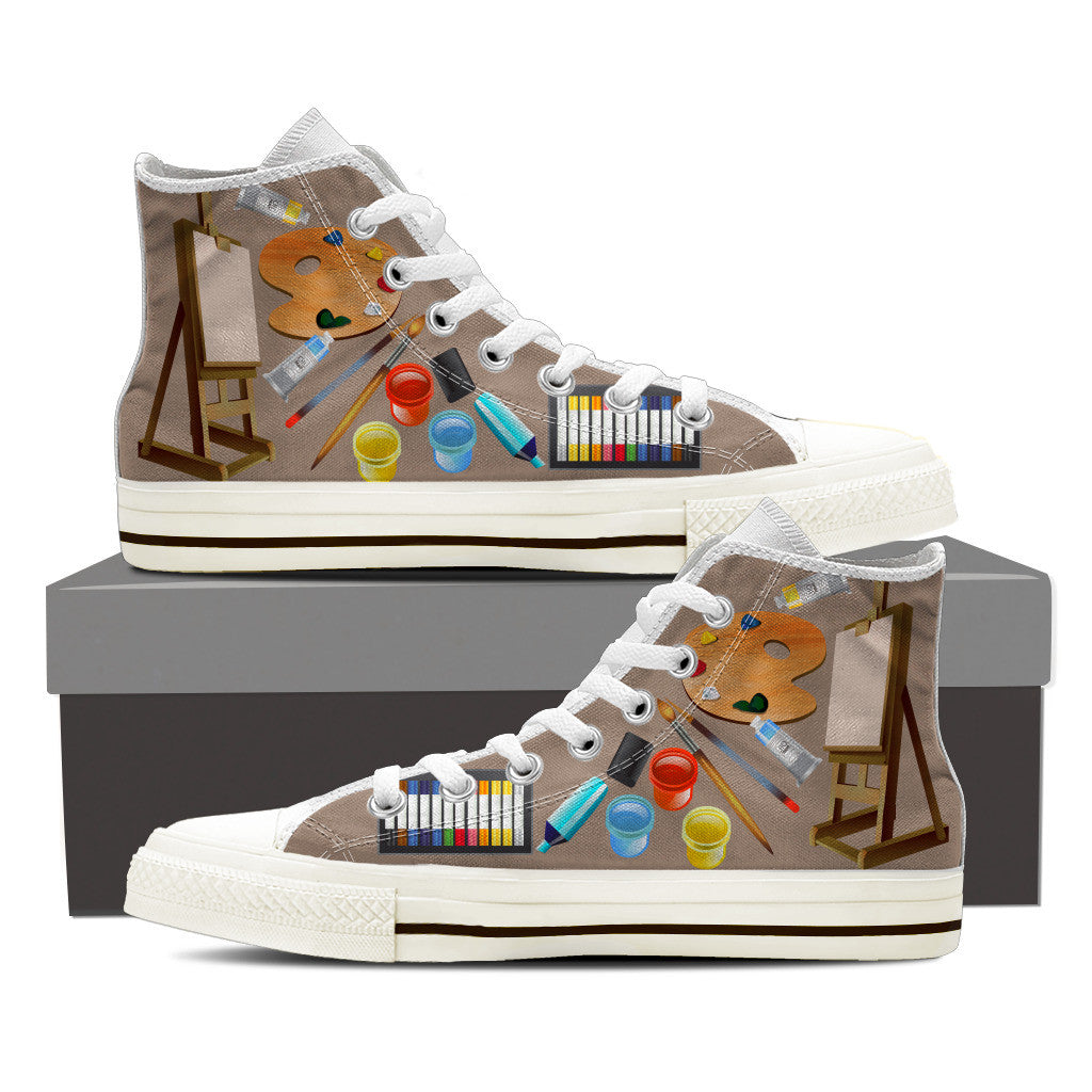 Art Lovers Shoes