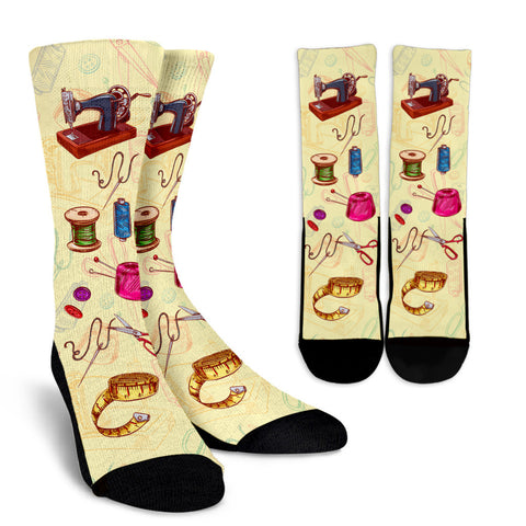 Sewing Lovers Socks