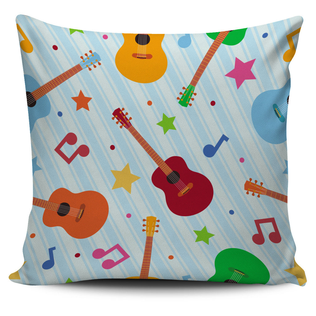 Guitar Lovers Pillow Covers
