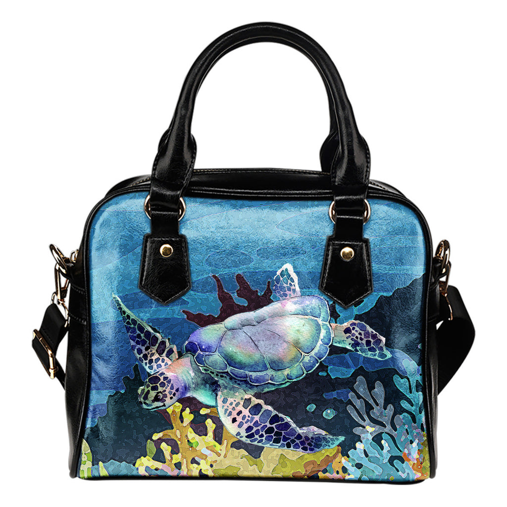 Sea Turtle Hand Bag