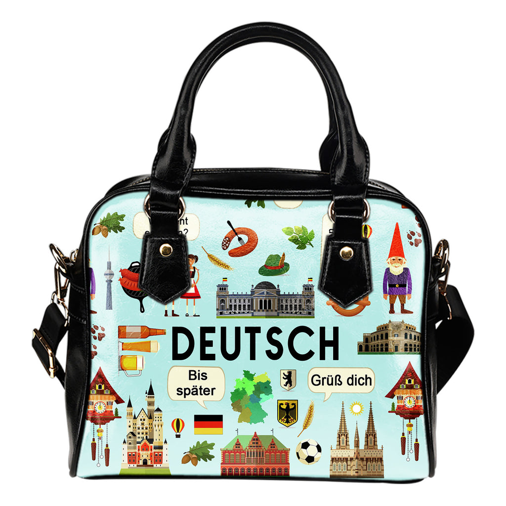 German Teacher Handbag