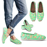 Sloth Pattern Casual Shoes-Clearance