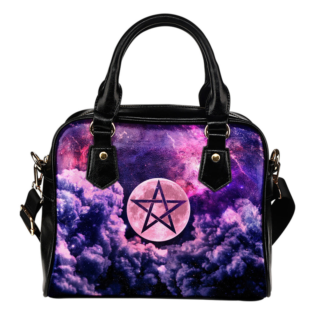 Wicca Shoulder Handbag
