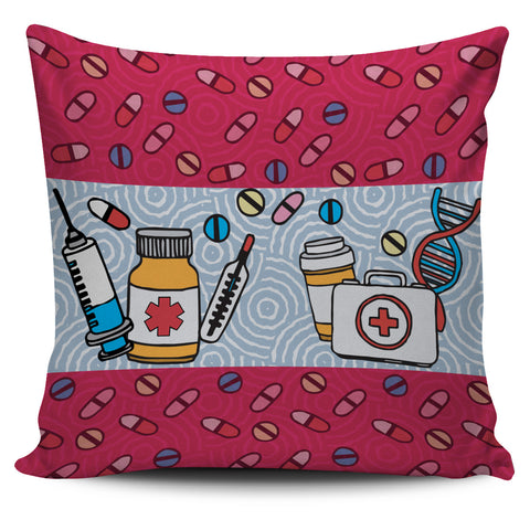 Pharmacist RX Pillow Cover