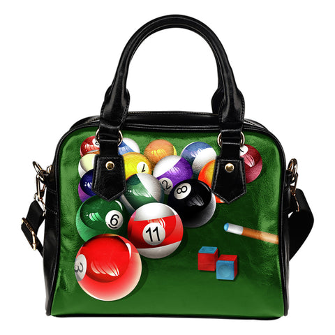 Billiards Handbag