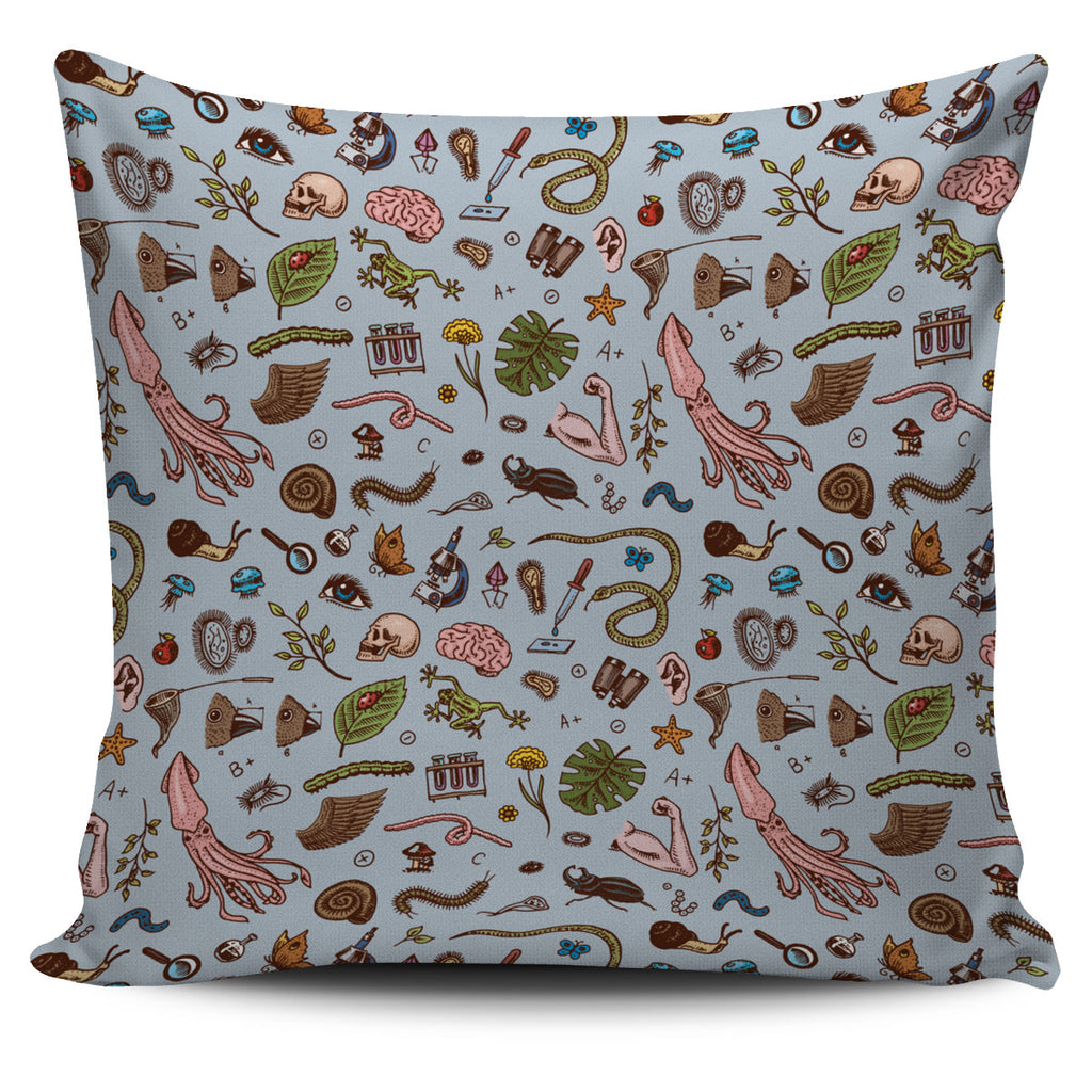 Biochemistry Research Pillow Cover