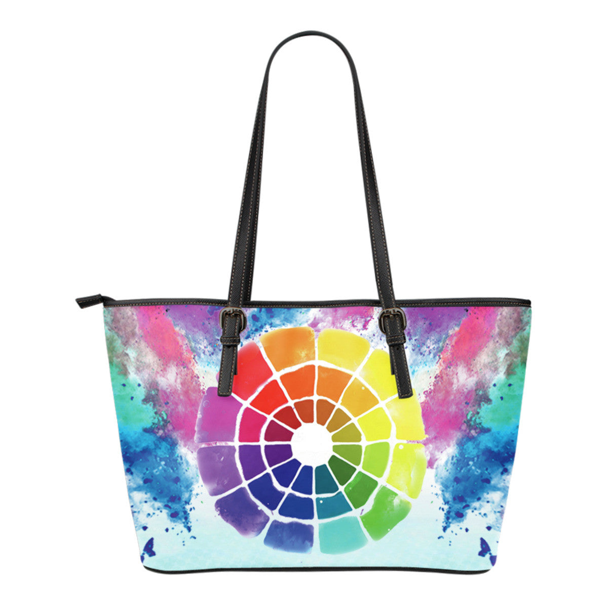 Color Wheel Tote Bag Groove Bags