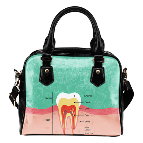 Dentist Diagram Handbag-Clearance