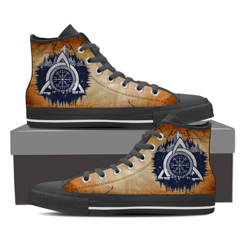 Helm of Awe Viking Shoes