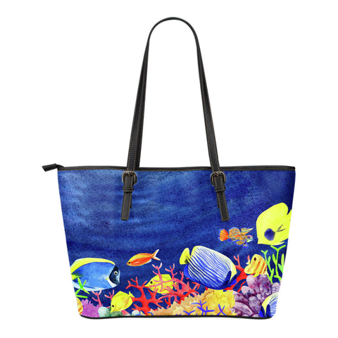 Tropical Fish Tote