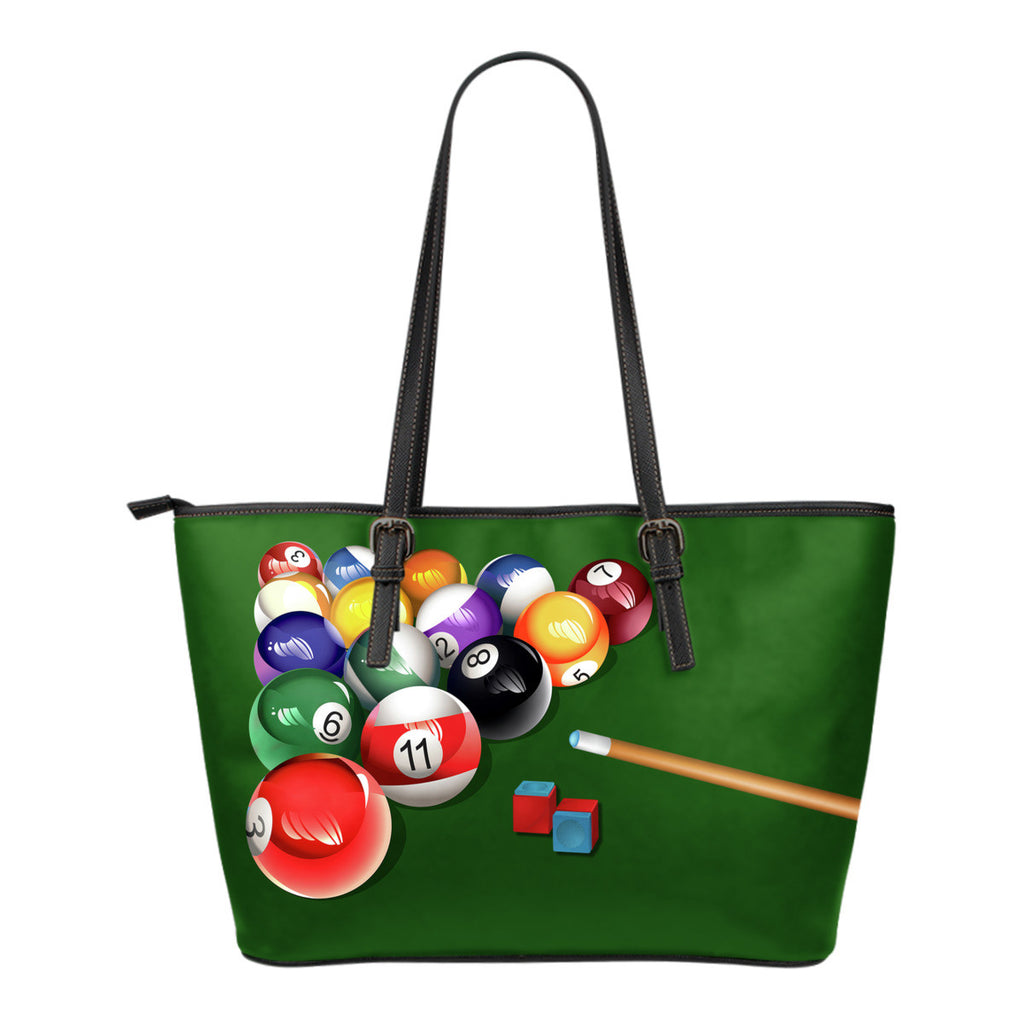 Billiards Tote Bag