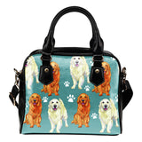 Golden Retriever Handbag