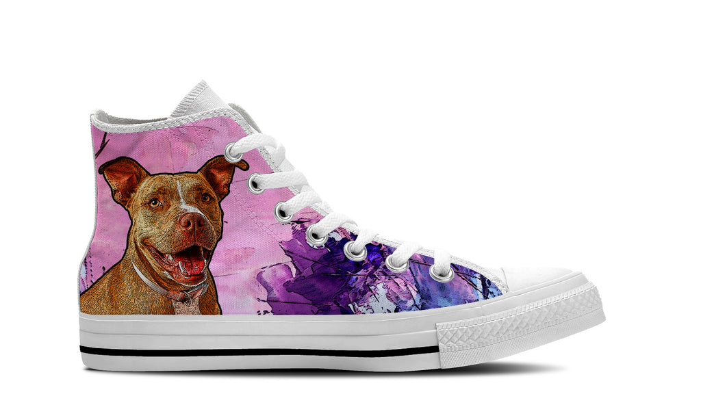 Pitbull Lovers Shoes – Groove Bags