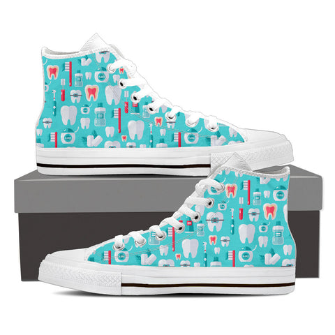 Dentist Pattern Shoes