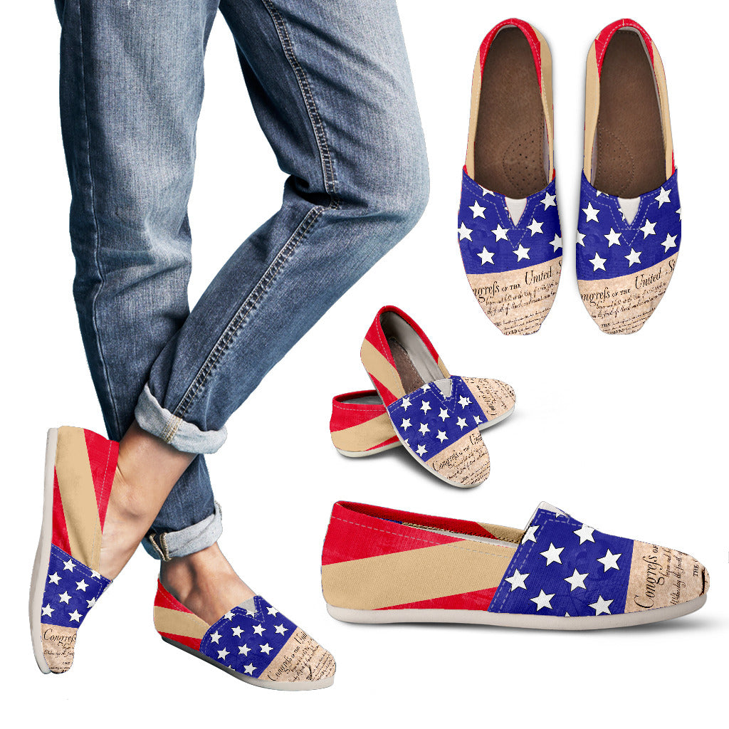 Bill of Rights Casual Shoes