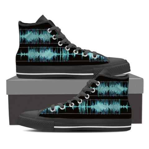 Audio Editing Shoes