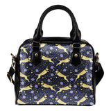 Space Labrador Handbag