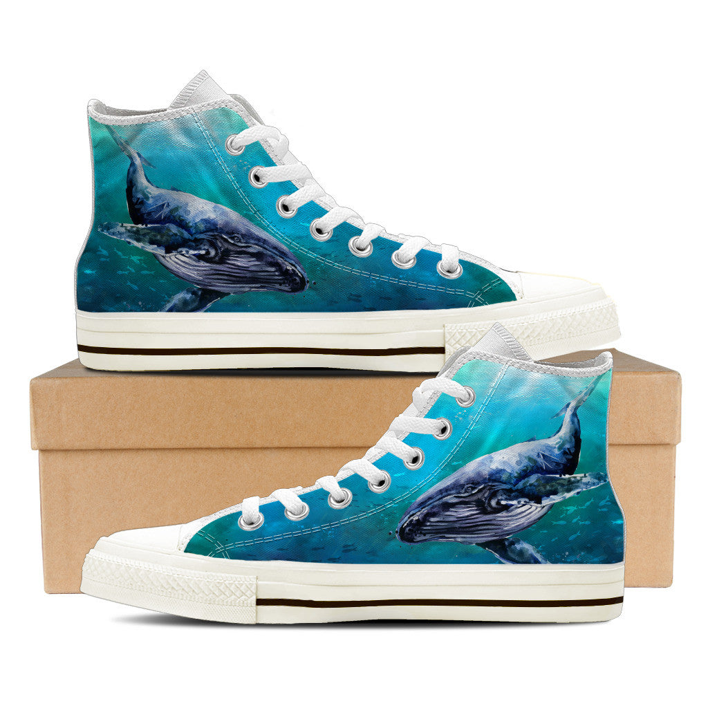 Humpback Whale Shoes