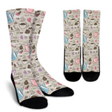 Coffee Love Socks