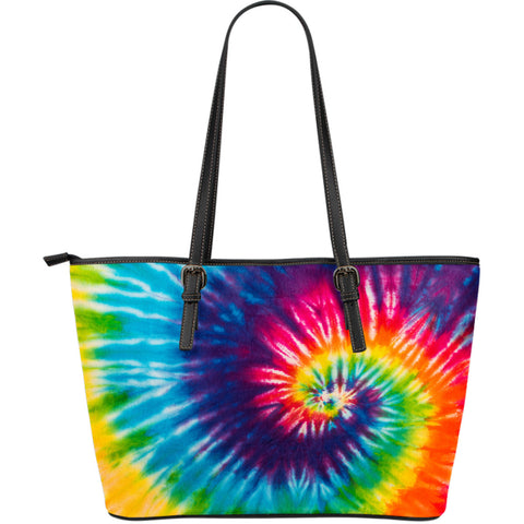 Tie Dye Large Tote Bag