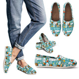 Latin Phrases Casual Shoes
