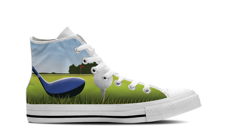 Golf High Top Shoes