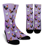 Chicken Lovers Socks
