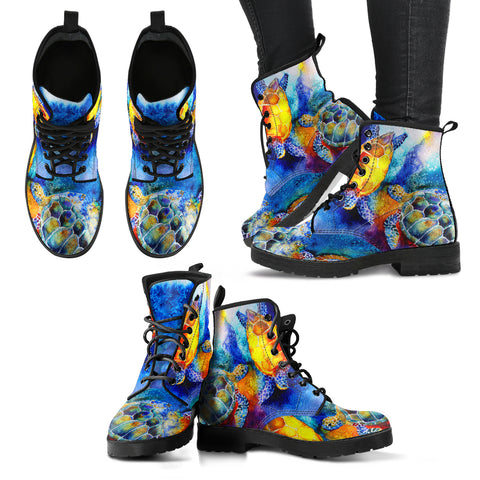 Sea Turtle Boots-Clearance